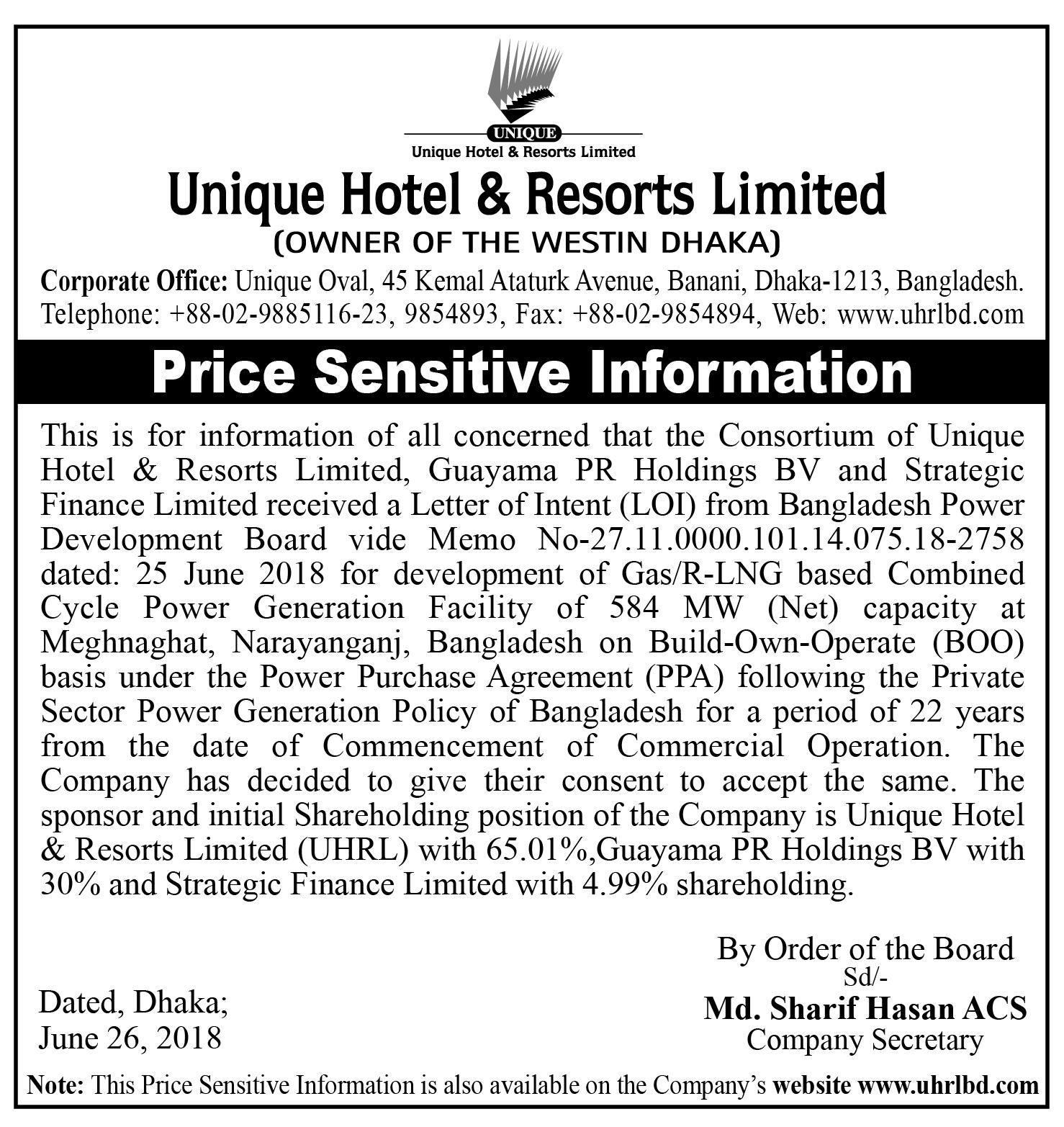 Unique Hotel And Resort